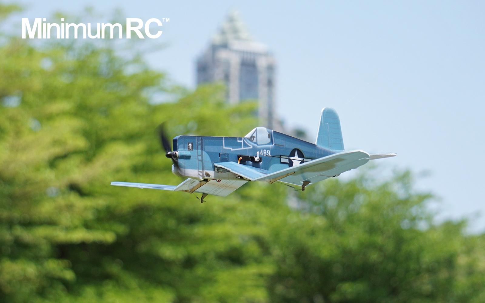 F4U Corsair,Backyard Flyer Series