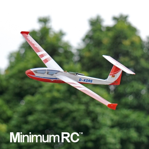 ASG-32 Glider Classical version 560mm retractable motor