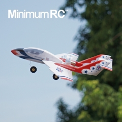 Fly-Cat Racer micro EDF RC airplane